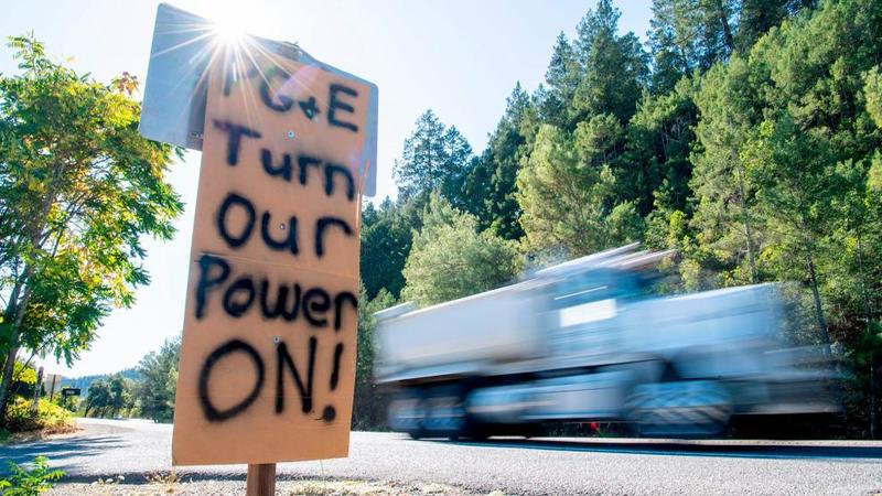 Photo of PG&E May Sporadically Cut Power To Californians For A DECADE