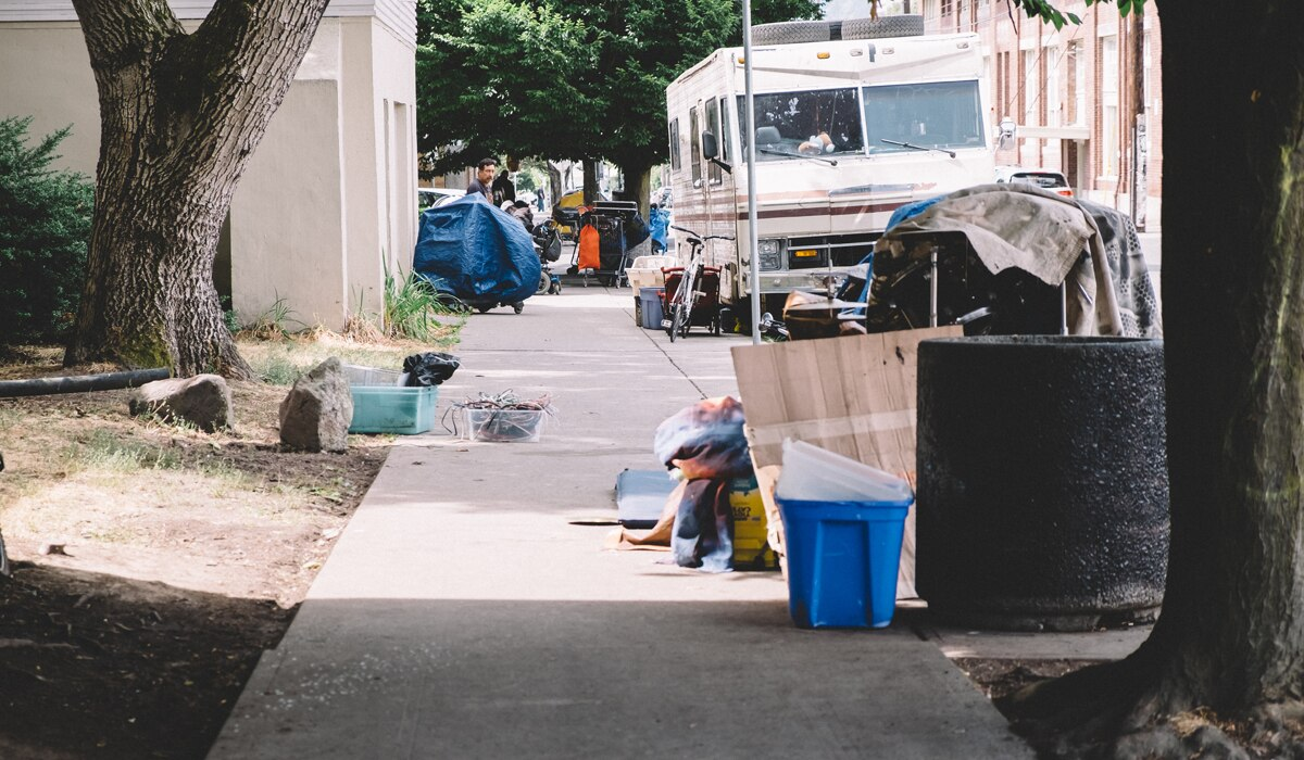 Photo of Why Portland's Homeless Problem Is the Worst in the Nation
