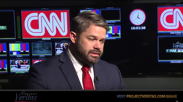 Photo of CNN Employee Fired Hours After Exposing President Jeff Zucker in Project Veritas Video — Donate to a Real Patriot HERE