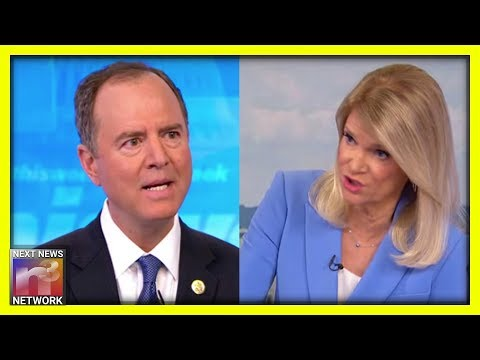 """You have no evidence of that yet whatsoever"": ABC Anchor SILENCES Adam Schiff After He Spews More Lies"