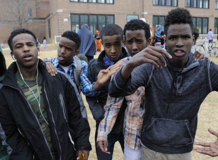 Minnesota: Somali Gangs are Claiming Territory & Killing to Defend It