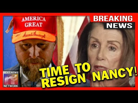 Team Trump Demands Pelosi's Resignation for 'betraying her oath & attempting to overthrow the republic'