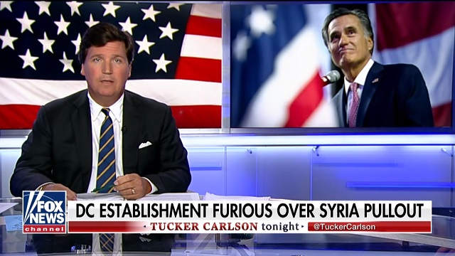 Photo of Tucker: Neocons Angrier About Prospect of Leaving Syria Than Illegal Immigration, Fentanyl Epidemic
