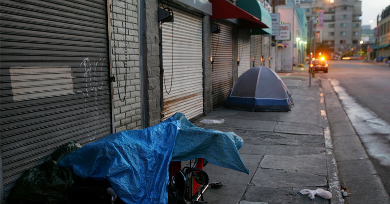 Photo of New Census Data Shows CALIFORNIA Has the Nation's Worst Poverty Rate