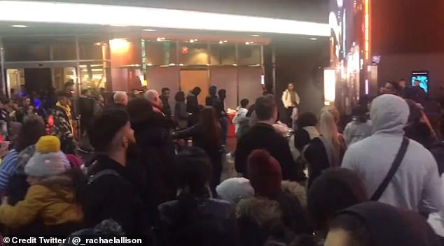 UK: 100 Machete Wielding Pakistanis Storm Theater, Attacking Both Movie Goers and Cops
