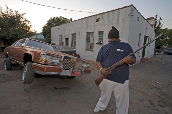 Photo of Thug Life: The World of Black Gangsters in 16 Pictures.