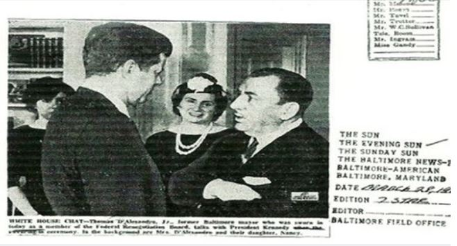 Photo of Interesting Revelation: JFK Was Worried Pelosi's Dad Was Associated With Organized Crime
