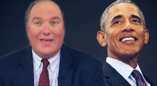 Photo of Investigative Reporter John Solomon Says Obama, Lynch, & Brennan Were All Involved In Spygate