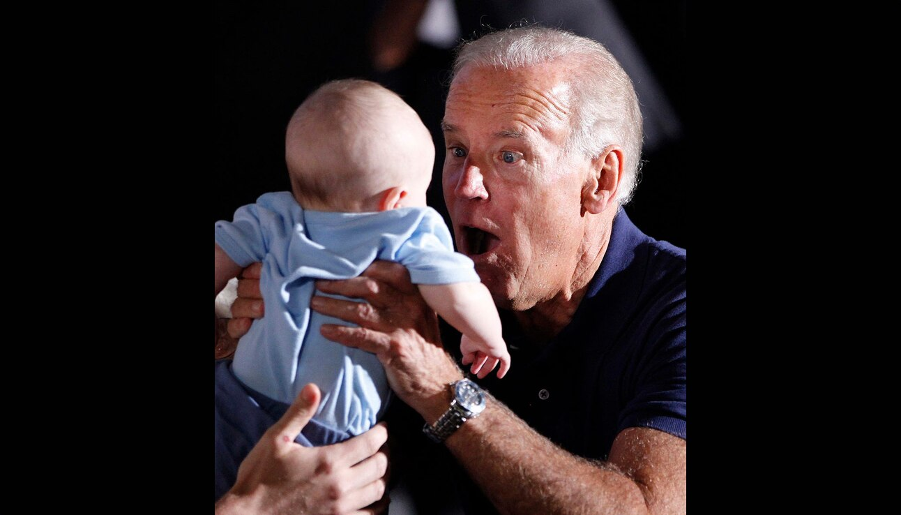Photo of KEEP THAT BABY AWAY FROM GRANDPA JOE!!! DNA test confirms Hunter Biden is the father of Arkansas baby