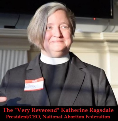Photo of Lesbian Episcopal priest is new head of National Abortion Federation