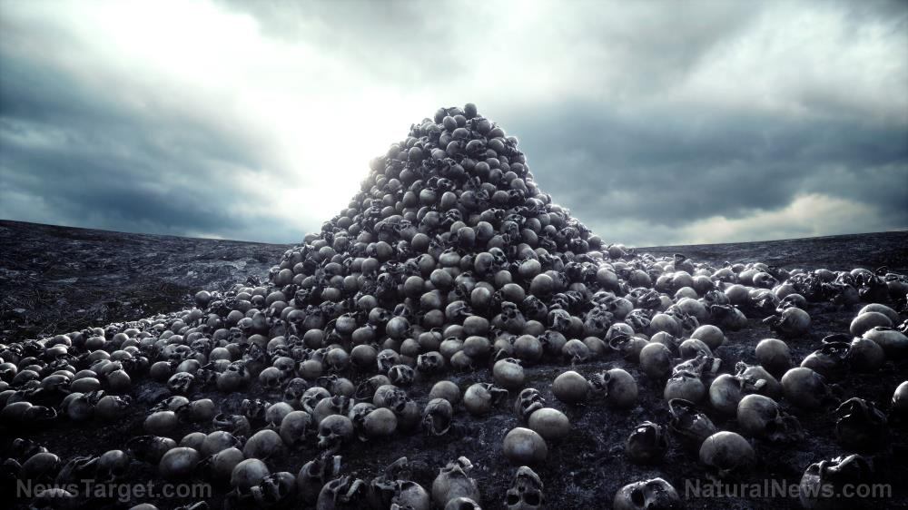 Photo of Eco-GENOCIDE: 11,000 scientists sign order demanding globalists ELIMINATE billions of humans from planet Earth