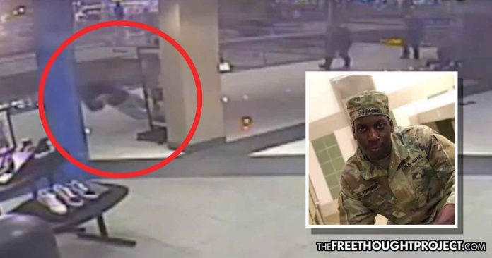 Photo of Taxpayers to Be Held Liable After Cop Shows Up to Mass Shooting, Kills Hero Vet Who Stopped It