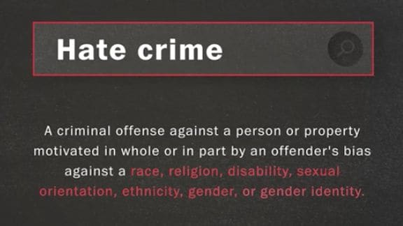 Photo of FBI's 2018 Hate Crime Data Shows Blacks 2.6 Times More Likely Than Whites to Commit Hate Crimes