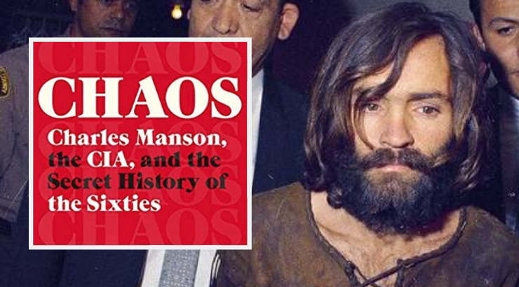 Photo of Reporter Uncovers History-Changing Manson Family Connections to CIA and Hollywood