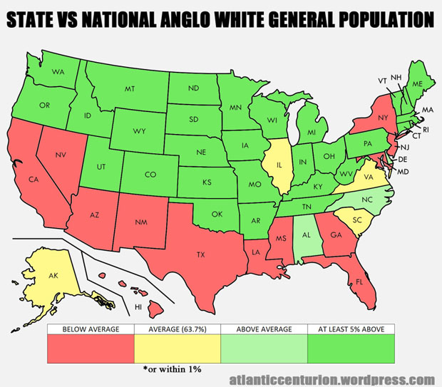 Photo of The Dispossession of White America in 13 Maps
