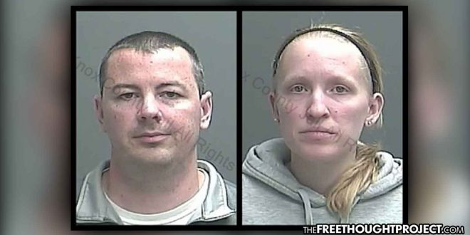 Cop Arrested for Repeatedly Duct Taping Child Down, Beating Her Face With a Wooden Spoon