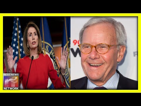 """Photo of Watch: Tom Brokaw Tells Andrea Mitchell That Democrats """"Don't Have the Goods"""" on Trump"""