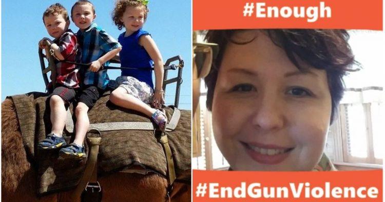 Photo of Murder-Suicide: Gun Confiscation Activist Shoots & Murders Her 3 Children Before Turning The Gun On Herself