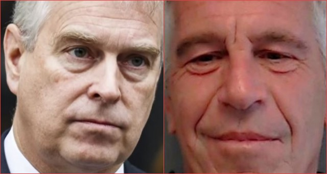 Photo of ROYAL DISGRACE! Prince Andrew Steps Down Due to Epstein Ties