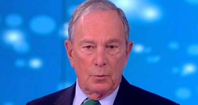 Photo of Watch This! Michael Bloomberg Says Raising Taxes on Poor People Will Help Them Live Longer