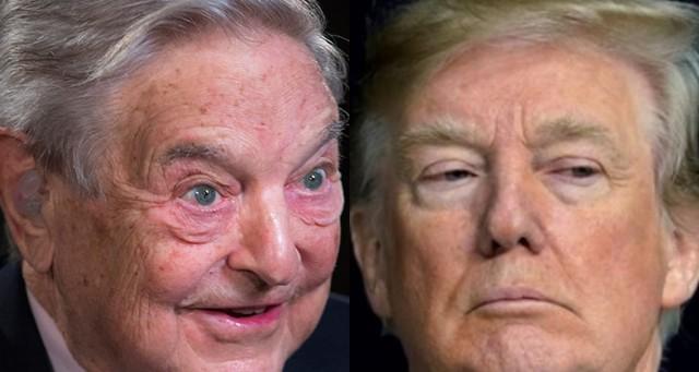Photo of Soros Linked Dark Money Group Funding Media Blitz Urging Republicans to Flip on Impeachment