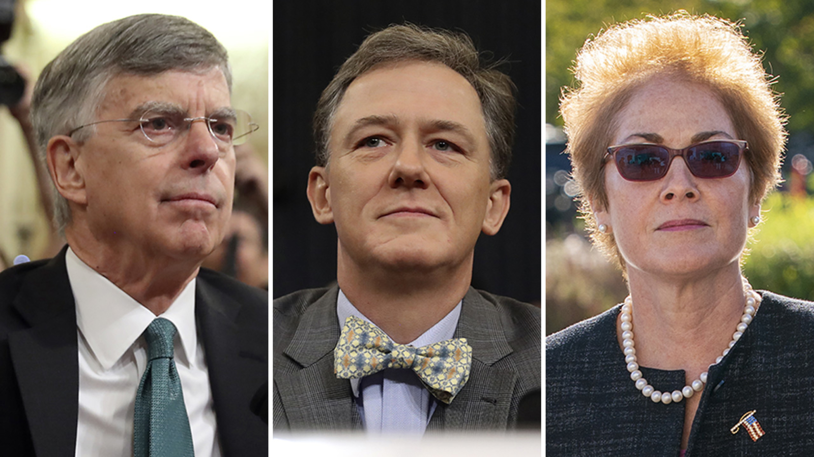 Photo of Here Are the Backgrounds of 4 Lawyers for Impeachment Witnesses