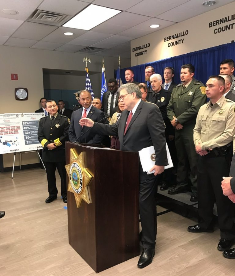 Operation Triple Beam Results in 327 Felony Arrests in Central and Northern New Mexico