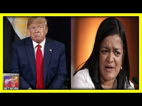 "Photo of Pramila Jayapal Accuses Trump of ""Obstruction of Justice"" — Yes, Really"