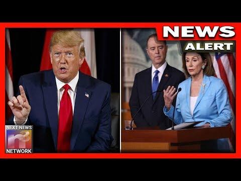 Photo of BOOM! Trump Just DERAILED the ENTIRE Impeachment SCAM, Pelosi & Schiff are Petrified