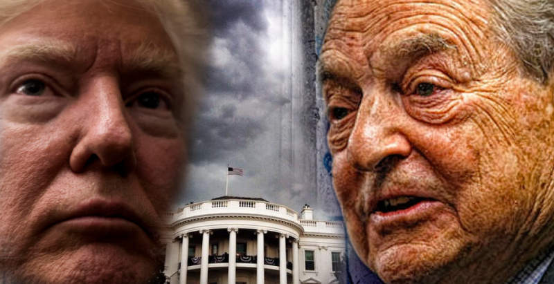 Finally! Here's the Soros Connection to Trump's Impeachment