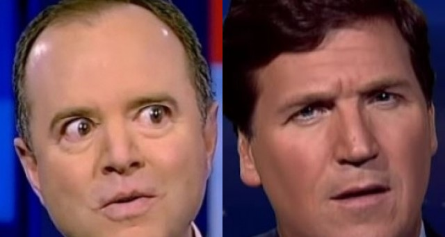 Photo of Tucker Carlson Says Schiff's Star Witness May Have Perjured Herself