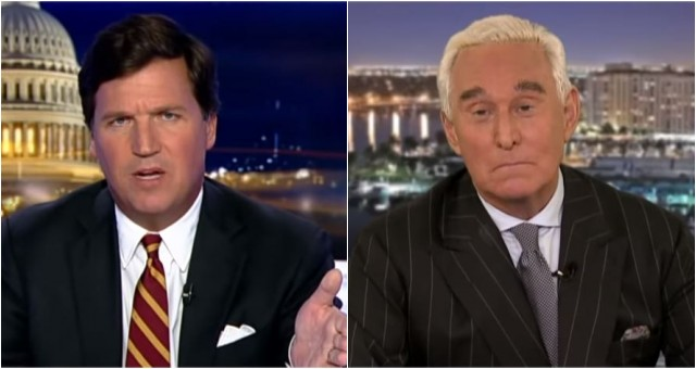 Photo of Video: Tucker Carlson Exposes Obama Judge Who Is Screwing Roger Stone