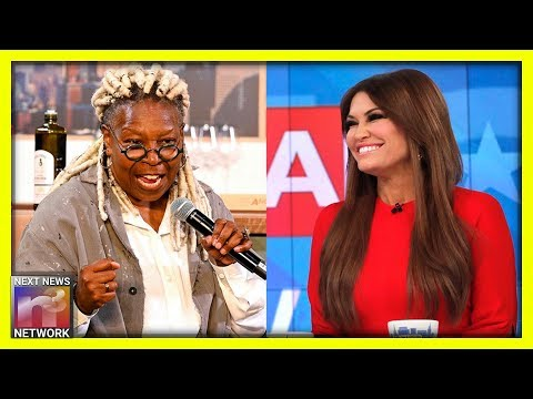 Trump Official Kimberly Guilfoyle EXPOSES Whoopi Goldberg on 'The View' – Whoopi Denies EVERYTHING but Here's PROOF