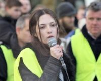 "Meet ""Anti-Greta"" — Sweden's Conservative Activist, Izabella Nilsson Jarvandi"