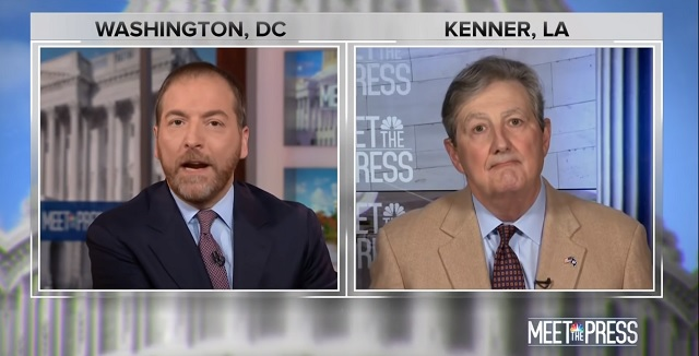 Photo of Chuck Todd Repeats '17 Intelligence Agencies' Lie While Ranting About The Importance Of Facts