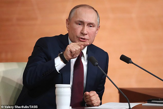 Photo of Vladmir Putin: Impeachment is 'far-fetched, made-up' and Will Fail in The Senate
