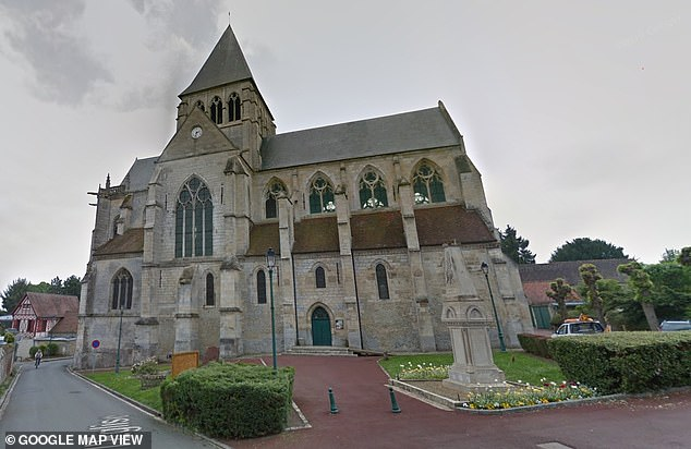 Photo of French Teen, 19, Kills Priest Who Molested Him by Shoving a Crucifix Down His Throat
