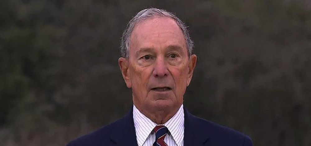Photo of Bloomberg claims he didn't know it was prison labor being used to make 2020 campaign calls for him