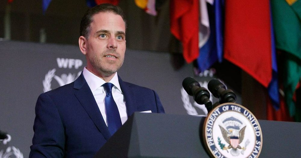 Photo of The IRS placed lien on Hunter Biden for about $113,000 in unpaid taxes from year he served on Burisma Board