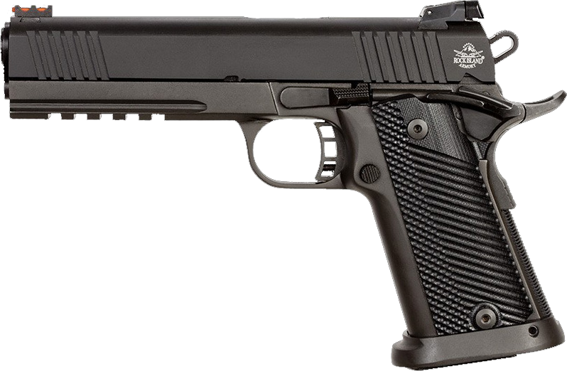 Send it! Rock Island Armory's TAC Ultra FS HC 9mm Pistol Review