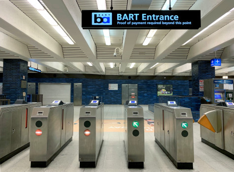 Photo of San Francisco: Black Public Officials Bemoan Blacks Make Up Nearly Half of BART Riders Getting Citations for Fare Evasion