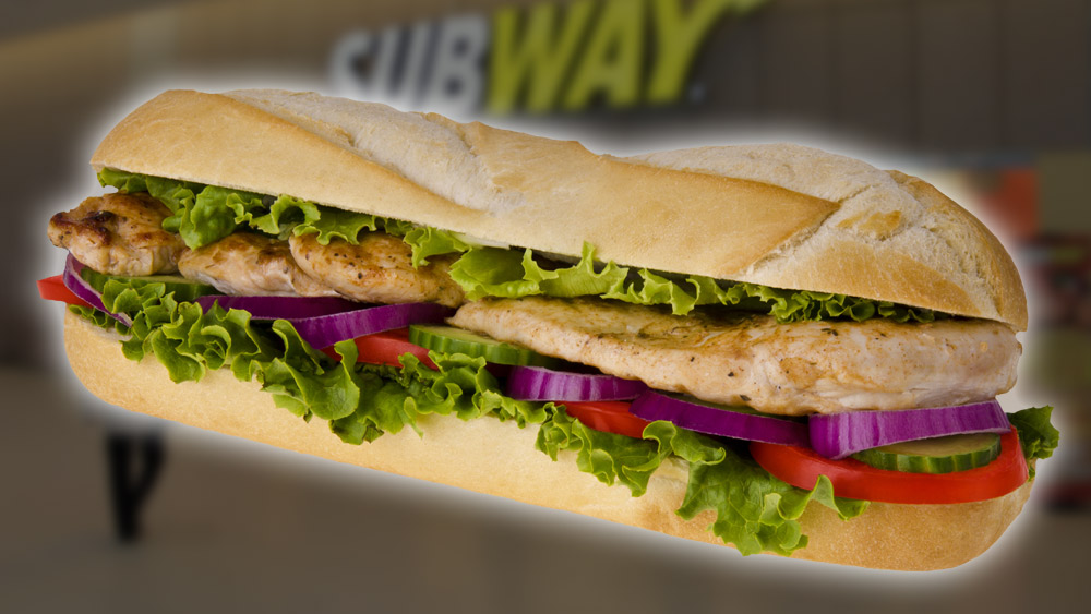 Photo of Subway tries to sue the journalists who concluded Subway's roasted chicken is only 53.6% real meat