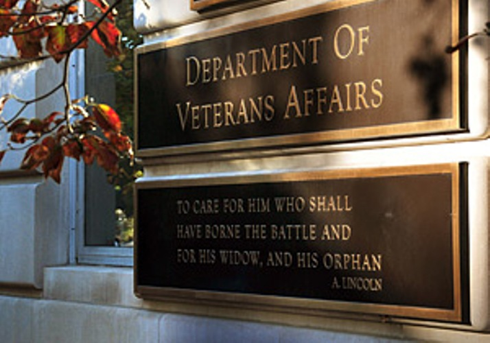 Veterans' Paperwork Left by VA Unprocessed in Boxes & Filing Cabinets