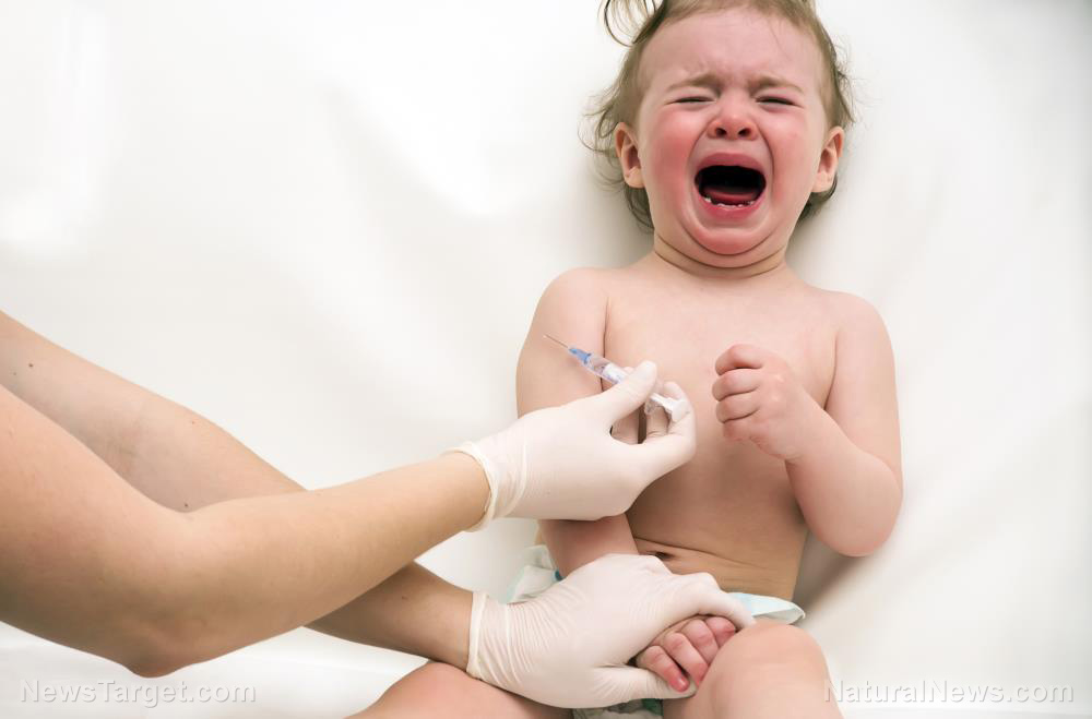 """Photo of Neonatal nurse says government-mandated vaccines are """"destroying an entire generation of children"""""""