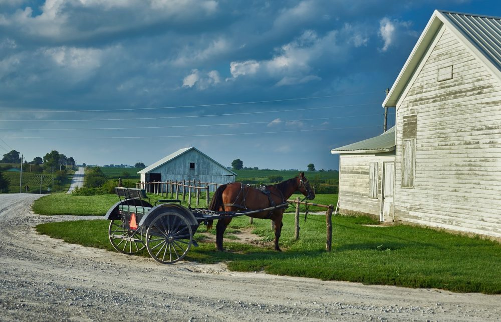 Photo of Michigan county threatens to demolish 14 Amish homes unless they give up their religious beliefs and upgrade their homes