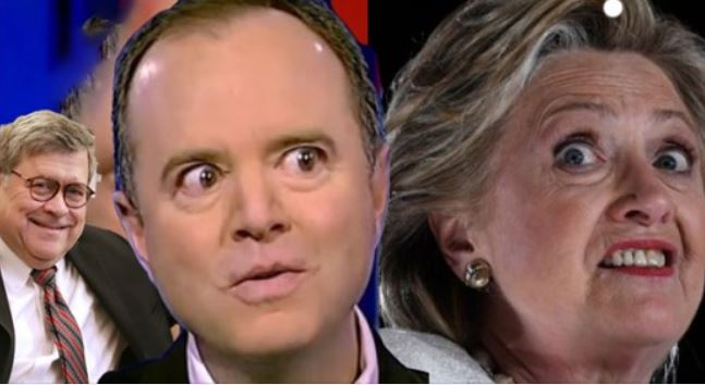 Photo of New Info, Updated: AG Barr Indicts 8 For Funneling Millions In Foreign Donations To Schiff, Clinton And Top Senate Democrats