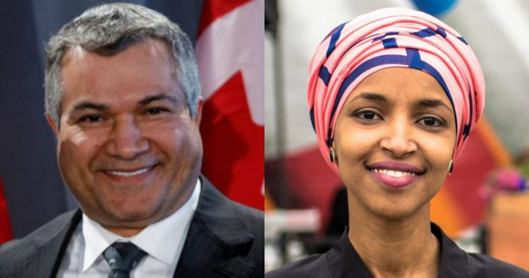 "Photo of Qatari Insider Describes Ilhan Omar as ""A Sex Maniac… Very Weak When It Comes To Money & Sex"""