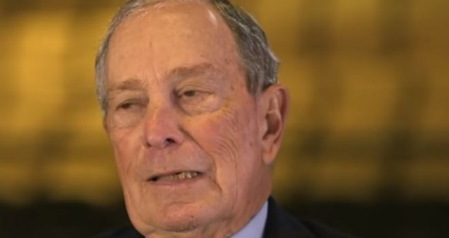 Photo of Bloomberg On Criticism of His News Organization Which Can't Investigate Him or Other 2020 Dems: 'Live With It'
