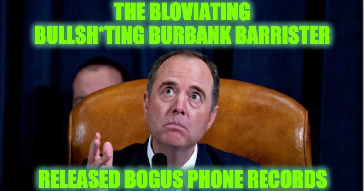 Photo of Nunes Claims His Phone Records Don't Match Schiff's Release, Tells Bartiromo He's Preparing Lawsuit