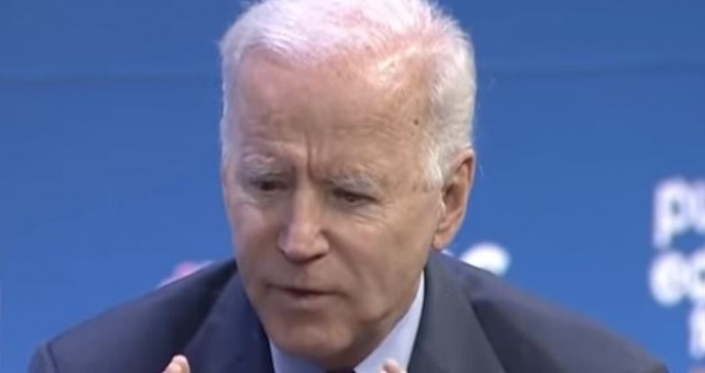 "Photo of Video: Joe Biden Says He Will End Standardized Testing Because It's ""Racist"""